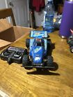 Nikko Off Road Frame Buggy Chipmunk  R/C Car 80's With Remote Untested