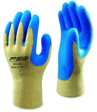 Cut Resistant Gloves - ANSI Cut Level 4 - made w/ Kevlar - 5 Doz - 60 Pairs - MD