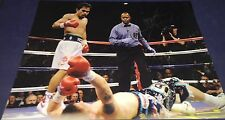 Manny Pacquiao *Boxing Champion* Signed 11x14 Photo Auotgraphed Proof W/COA