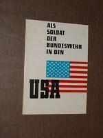 Als Soldat der Bundeswehr in den USA