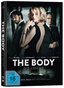 The Body - Mediabook (Blu Ray+DVD) OFDb - NEU/OVP
