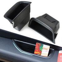 2X Heck Türgriff Aufbewahrungsbox Ablagefach für Mercedes C Klasse W204 08-2013