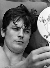 PHOTO ALAIN DELON  (P2) FORMAT 20X27 CM