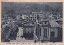 * SORIANO NEL CIMINO - Piazza e Via S.Maria 1948