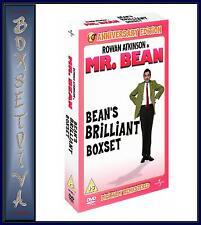 MR BEAN - COMPLETE SERIES 1 - VOLUMES 1 2 3 & 4 *BRAND NEW DIGITALLY REMASTERED*