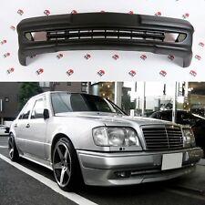 Pour Mercedes w124 s124 Front Becquet Lèvre Front Tablier front Lèvre Front Approche