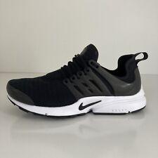 Nike Air Presto Women's US 7 Black White Running Shoes (878068-001)