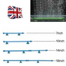 More details for aquarium fish tank air stone bubble bar tube pump wall curtain diffuser aerator