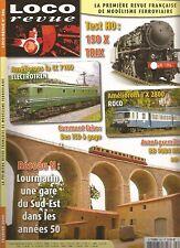 LOCO REVUE N°691 RESEAU N : GARE DE LOURMARIN / TCO / BB 9004 ROCO / CC 7100