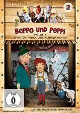 Beppo und Peppi Vol. 2 - Augsburger Puppenkiste - Serie Kinder Pidax Neu Ovp