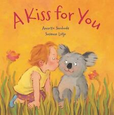A Kiss for You by Susanne Lütje (2014, Board Book)