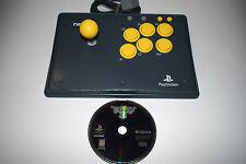 Namco Joystick Playstation 1 Ps1 Controller Npc-102 Tekken 3 Used Tested