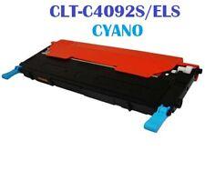 CARTUCCIA PER SAMSUNG CLX-3175FW CLX-3175FN TONER CLT-C4092S/ELS CYANO