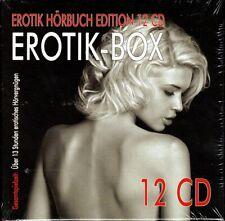 Erotik Box (12 CDs) NEU&OVP - Traumnovelle - Die Geschichte einer Hure...