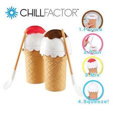 Chill Factor Ice Cream Maker (Choc Delight)