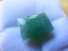 Esmeralda 8.15 Cts Natural Certificado EGL Brazil Emerald Cut Gemstone