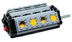 LEGO Technic V8 Engine Motor crankshaft piston cylinder block V 8 BRAND NEW