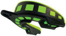 SafeTgard Mouthguard LockGard -Green / Black