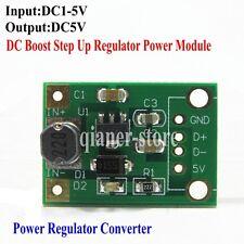 DC Boost Step Up Voltage Power Regulator Converter Module 1V-5V To 5V 500mA