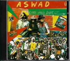 Aswad ‎- Live And Direct (CD)