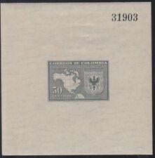 Colombia HB- 2 1948 Conferencia americana MH