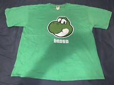 Official Nintendo Yoshi Boost Video Game T-Shirt Adult XXL