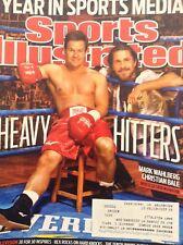 Sports Illustrated Magazine Mark Wahlberg December 2010 070518nonrh