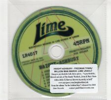 (GP644) Haight-Ashbury, Freeman Town - DJ CD