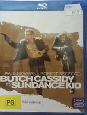 *New & Sealed* Butch Cassidy And The Sundance Kid (Blu-ray) Paul Newman/Redford