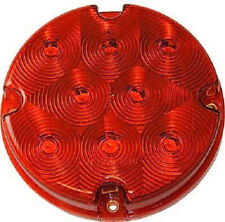 Leichtkraftradteile in Rot