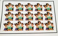 15 African American Family stickers for planners /& scrapbooks