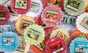 Yankee Candle Wax Tart Melts. 22g Scented Scents. Fast and Free Postage.
