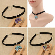 Unbranded Choker Stone Costume Necklaces & Pendants