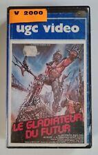 Cassette V2000 Le Gladiateur du Futur 1984 Video 2000 VCC