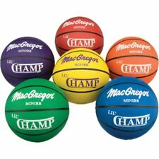 MacGregor LiL' Champ Basketball, Set of 6 W