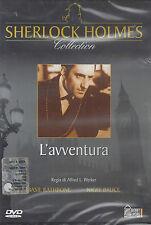 Dvd **SHERLOCK HOLMES COLLECTION ♦ L'AVVENTURA** con Basil Rathbone nuovo 1939