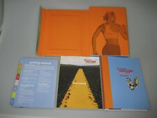 NEW! 24 Hour Fitness Solutions - The Manual & The Journal - Spiral Bound w/ Case