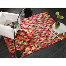 Polypropylene Geometric Turkish Rugs