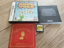 Book Worm Amazing DS Game FRRE UK TRACKED POST