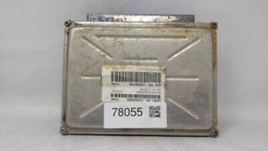2003-2007 Chevrolet Silverado 1500 Engine Computer Ecu Pcm Ecm Pcu Oem 78055