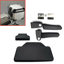 New For BMW R1200 F800/700 Motorcycle Tail Top Box Armrest+Backrest Cushion Pad