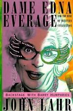 Dame Edna Everage and the Rise of Western Civilisation - Backstage with Barry Hu