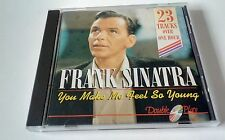 FRANK SINATRA YOU MAKE ME FEEL SO YOUNG CD BRAND NEW SEALED.