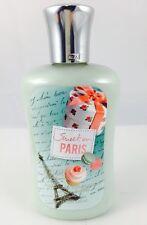 Bath & Body Works Sweet On Paris Body Lotion 8 Oz Full Size - New & Rare