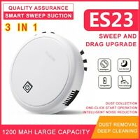 3 in1 Auto Rechargeable Smart Robot Vacuum Cleaner Sweeper Edge Clean Mop Hot