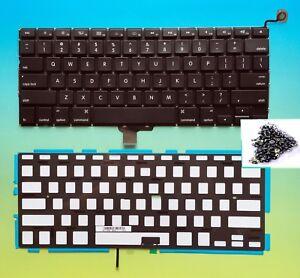 Genuine OEM A1278 Keyboard + Backlight for MacBook Pro 13'' 2009 2010 2011 2012