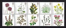 GB MNH STAMP SET 2009 Action for Species Plants SG 2931-2940 UMM