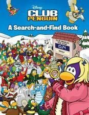 NEW - A Search-and-Find Book (Disney Club Penguin)