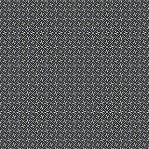 1:48th Charcoal And Grey Geometric Design Tile Sheet With Dark Grout