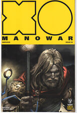 X-O MANOWAR #9 Pre-Order Edition (2017) Valiant, with Extra Content !!